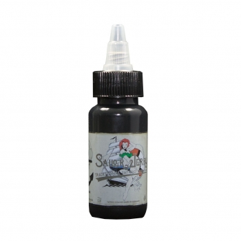 Sailor Jerry Tattoofarbe, turbo schwarz, 30ml